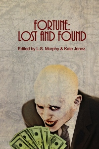 FORTUNE: LOST AND FOUND, part of Omnium Gatherum's buy a paperback, get an ebook free deal!