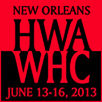 The Horror Writers Association & World Horror Convention converge.