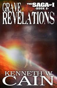 GRAVE REVELATIONS, free for Kindle readers from Amazon.com through Sunday.