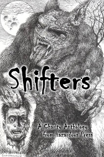"SHIFTERS (Hazardous Press) to feature ""One Bottle, No Label"""