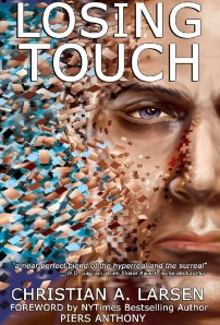 LOSING TOUCH, featuring a foreword by Piers Anthony