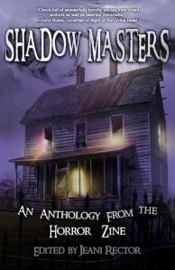 SHADOW MASTERS, now on sale at Amazon.