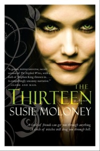 "Susie Moloney says she ""couldn't stop"" reading SHADOW MASTERS."
