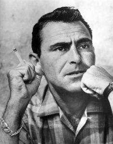 Publicity photo of Serling, 1959