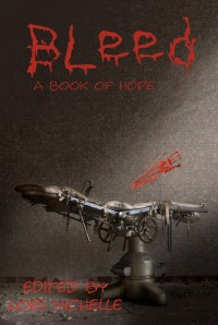 BLEED, coming soon from PMMP Publishing.