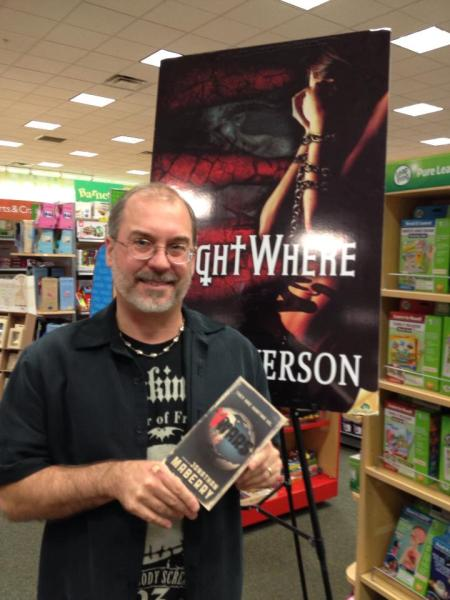 Bram Stoker Award-winner John Everson.