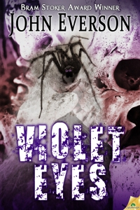 VIOLET EYES, now available at Amazon.com.