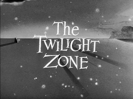 Season 1 title card for THE TWILIGHT ZONE.