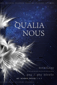 "QUALIA NOUS, featuring Stephen King's ""The Jaunt""."