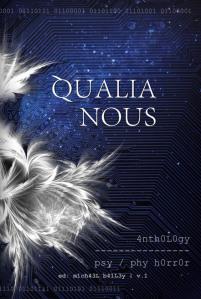 "QUALIA NOUS, featuring Stephen King's ""The Jaunt""."