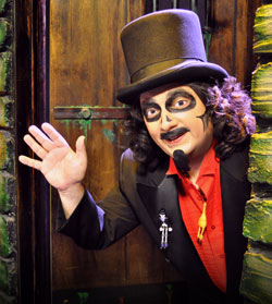 See Svengoolie on Nov. 23 at the Chicago Ghost Con.