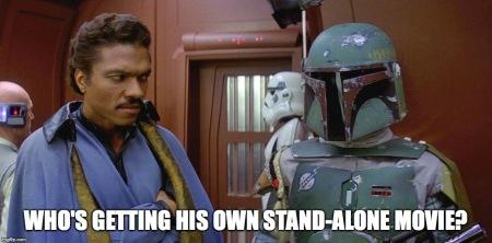 Hint: Not Lando.